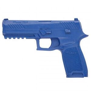 Rings Manufacturing BLUEGUNS SIG Sauer P320 Handgun Replica Training Aid Blue