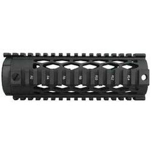 Yankee Hill AR-15 Diamond Series Free Float Forearm Carbine Length Aluminum Black YHM-9630-DX