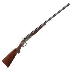 "Pedersoli La Bohemienne Side by Side Shotgun 12 Gauge 28"" Barrels 3"" Chambers 2 Rounds Color Case Hardened Receiver Walnut Stock Browned L.709-012"