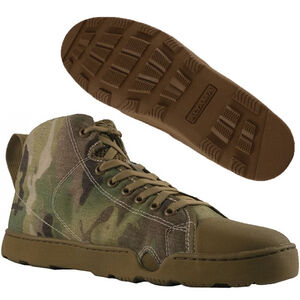 Altama OTB Maritime Assault Mid Boot Men's 10 Reg 1000D MultiCam