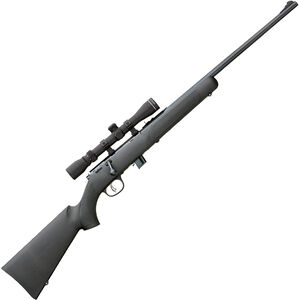 """Marlin XT-22RO Bolt Action Rimfire Rifle .22 LR 22"""" Barrel 7 Rounds with 3-9x32 Scope Synthetic Stock Blued Finish"""
