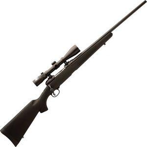"Savage 11/111 Trophy Hunter XP Bolt Action Rifle .270 Win 22"" Barrel 4 Rounds Synthetic Stock Matte Black Finish Nikon 3-9x40 Scope 19689"