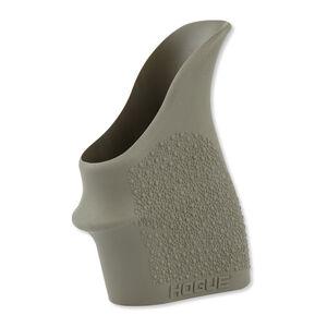 Hogue HandAll Beavertail Grip Sleeve S&W M&P Shield 45/Kahr P9 OD Green 18301