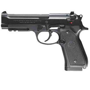 "Beretta 96A1 Semi Auto Handgun .40 S&W 4.9"" Barrel 10 Rounds Synthetic Grips Black Finish J9A4F11"