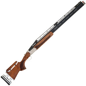 "TriStar Trap TT-15 DT O/U Break Action Shotgun 12 Gauge 32"" Adjustable Rib Double Barrel 2.75"" Chamber 2 Rounds FO Sight Adjustable Walnut Stock Blued"