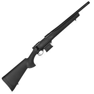 "Howa Mini Action .300 AAC Blackout Bolt Action Rifle 16.25"" Threaded Barrel 10 Round Detachable Box Magazine Synthetic Stock Matte Black"