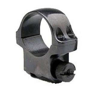 """Ruger Scope Ring Medium 1"""" Ring Blued Clam Pack 90270"""