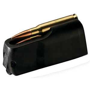 Browning X-Bolt Magazine Long Action 300 RUM 4 Round Polymer Black