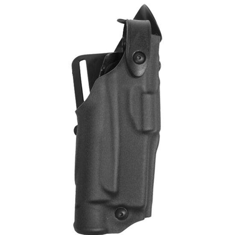 Safariland 6360 ALS Duty Holster Glock 20, 21 w/Light Level 3 Retention Right Hand SafariLaminate STX Tactical Black 6360-3832-131