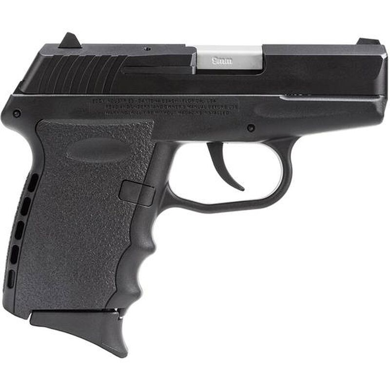 SCCY CPX-2 9mm Luger 3 1
