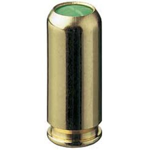 Umarex USA 9mm P A K Blank Firing Ammo For Use With Self Loading PAK  Pistols 50 Round Box 2252753
