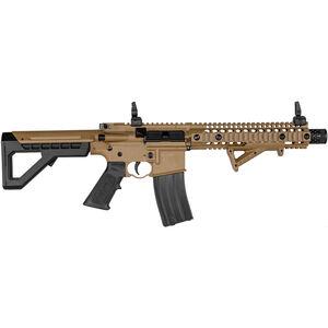 Crosman DPMS SBR Full Auto BB CO2 Rifle Polymer FDE