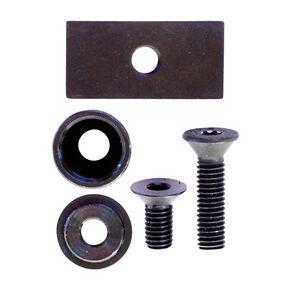 GrovTec KeyMod Forearm Push Button Base Adapter Steel Black GTSW-233