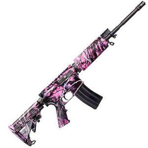 "Windham Weaponry SRC AR-15 5.56 NATO 16"" Barrel Pink"