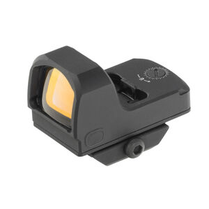 UTG OP3 Micro SL Red 4 MOA Single Dot Reflex Sight Side Loading OP-RDM20CT