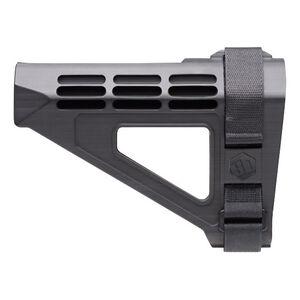 SB Tactical SBM4 AR-15 Pistol Stabilizing Brace, Black