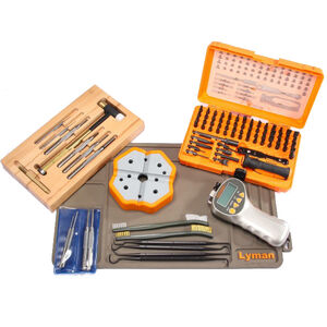 "Lyman Master Gunsmith ""All-in-one"" Professional Tool Set 7991373"