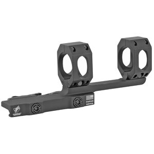 American Defense Manufacturing Recon-X Scope Mount 30mm Tube Diameter QD Auto Lock Standard Style Titanium Lever Black