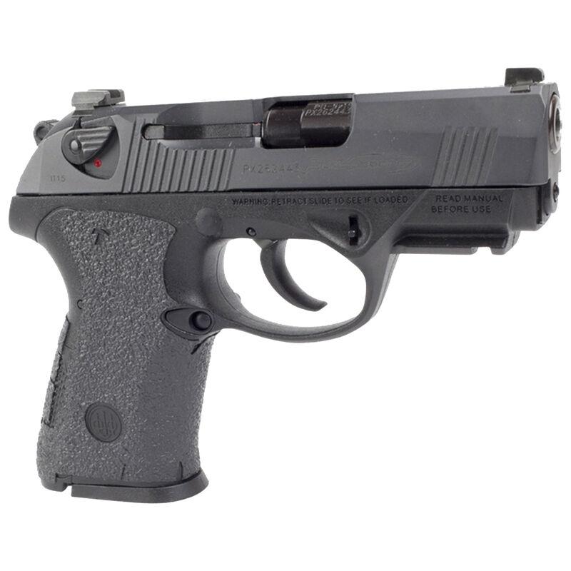 "Beretta LTT PX4 Compact Carry 9mm Luger Semi Automatic Pistol 3.2"" Barrel 15 Rounds Sniper Gray Slide Finish"