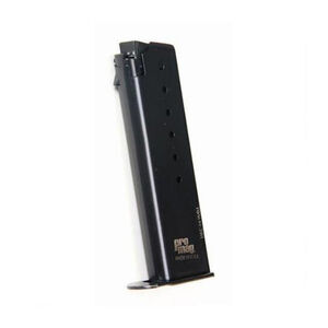 ProMag H&K P7 M8 Magazine 9mm Luger 8 Rounds Steel Blued HEC 04