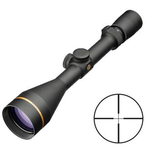 "Leupold VX-3i 4.5-14x50 Rifle Scope Duplex Non-Illuminated Reticle 1"" Tube .25 MOA Adjustment Second Focal Plane Matte Black Finish 170704"