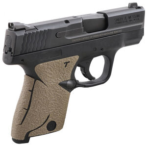 Talon Grips Grip Wrap S&W Shield 9mm/.40 Rubber Texture Moss