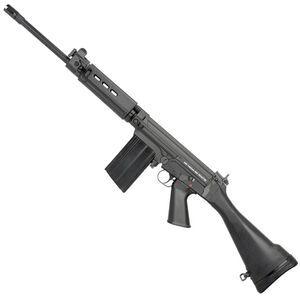 "DS Arms SA58 FAL Tactical Carbine Semi Auto Rifle .308 Win./7.62 NATO 16.25"" Barrel 20 Round Synthetic Pistol Grip Stock DuraCoat Black Finish"