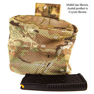 High Speed Gear Belt Mounted Mag-Net V2 Dump Pouch Coyote Brown