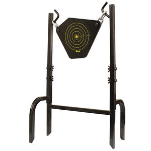 Shooting Made Easy 9.5' Gong Steel Target With Stand