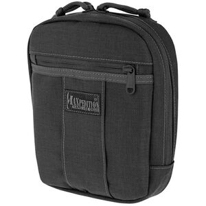 """Maxpedition JK-1 Concealed Carry Pouch Small 7""""L x 1.5""""W x 8""""H Black"""