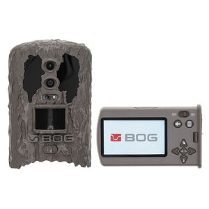 """Bog-Pod Blood Moon 1080p Infrared 120 ft Camo 3"""" Color SD Card Slot/Up to 512GB Memory"""