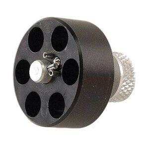 HKS .22 LR Six Round Speedloader S&W K Frame Revolvers Polymer Black 22J
