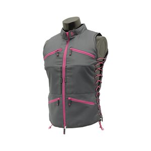 UTG Huntress Female Vest Gray/Pink