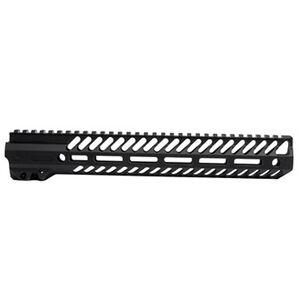 "Seekins Precision NOXS AR-15 Free Float Handguard 12"" M-Lok Aluminum Black 0010530051"