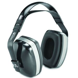 Howard Leight Econo Noise Blocking Ear Muffs NRR 27 Black/Silver 1010926