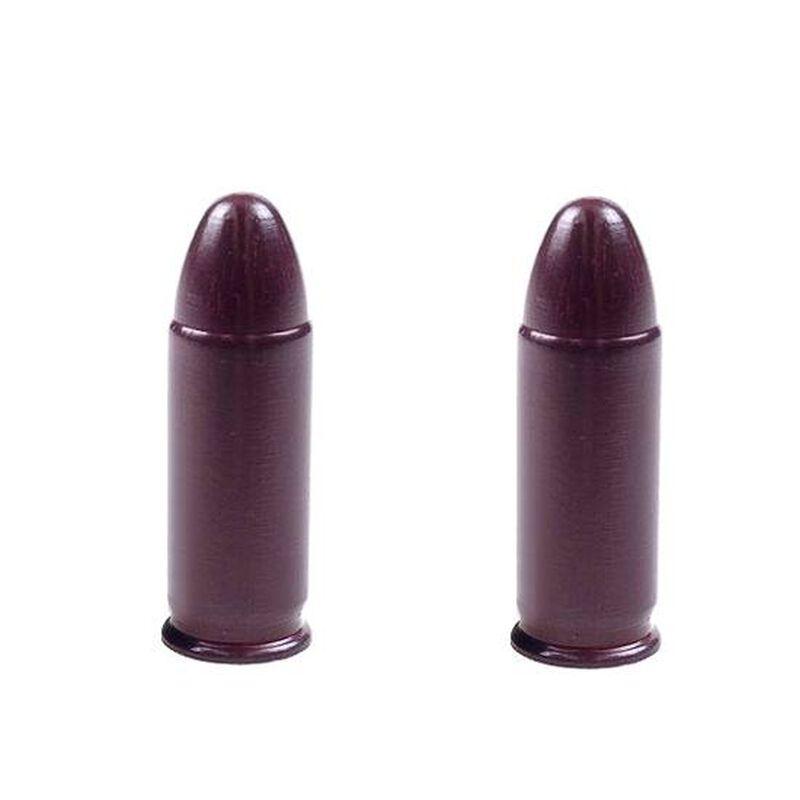A-Zoom Precision Metal Snap Caps .38 Super 2 Pack 15158