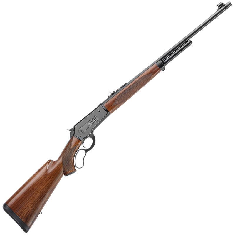 "Davide Pedersoli 86/71 Classic Lever Action Rifle .45-70 Govt 24"" Barrel 5 Rounds Walnut Stock Blued"