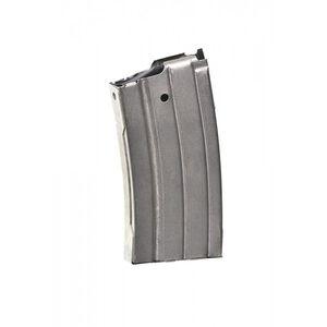 ProMag Ruger Mini-14 .223 20 Round Nickel Plated Steel RUG-A1N
