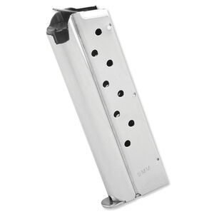 Springfield Armory 1911 Magazine 9mm Luger 9 Rounds Stainless Steel PI6090