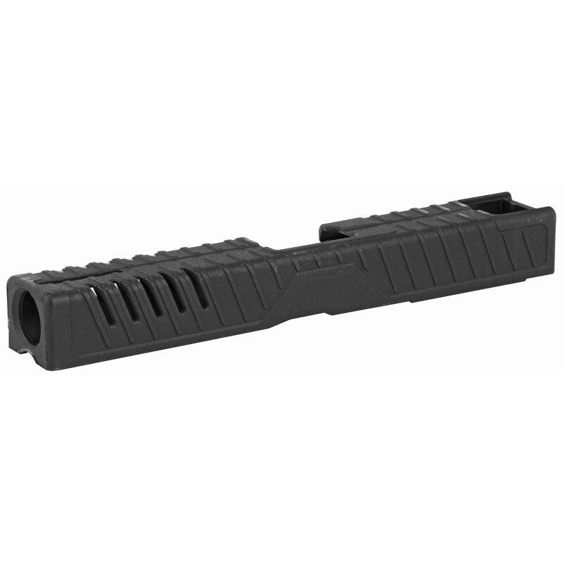 FAB Defense Tactic Skin Slide Cover For GLOCK 17/22/31/37 Polymer Black
