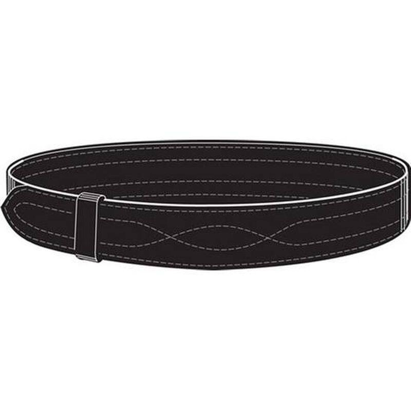 "Safariland Buckleless Duty Belt 34"" Length Basket Weave Finish Black 94P-34-4"