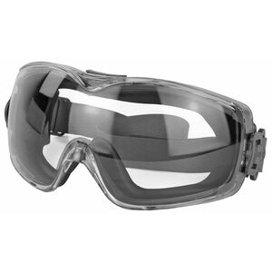 Honeywell Safety Products Uvex Stealth OTG Goggles Hydroshield Super Anti-Fog Coating Clear