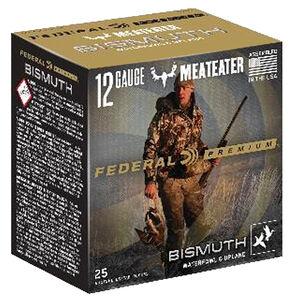"""Federal Bismuth Ammunition 12 Gauge 2-3/4"""" #5 Bismuth Shot 1-1/4 Ounce 1350 fps"""