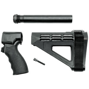 SB Tactical Complete Mossberg 12/20 Gauge 590 SBM4 Kit Black