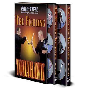 Cold Steel DVD 'The Fighting Tomahawk VDFT