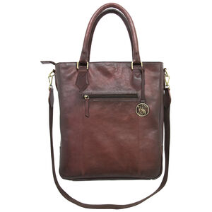 Cameleon Smith & Wesson Flat Tote Concealed Carry Purse Burgundy