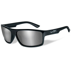 Wiley X Peak Ballistic Sunglasses/Shooting Glasses Black Frame Smoke Gray Lens