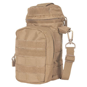 Fox Outdoor Hydration Carrier Pouch Coyote 56-7980