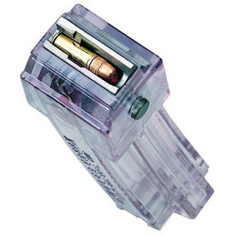 Butler Creek Ruger 10/22 Magazine Steel Lips .22 LR 10 Rounds Clear