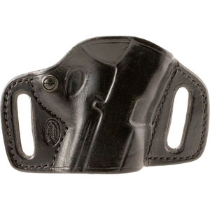El Paso Saddlery High Slide Belt Holster For GLOCK 9/40/357 Right Black
